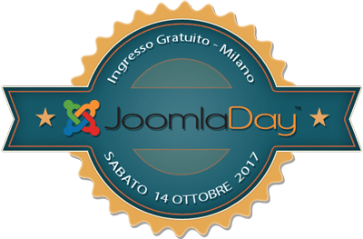 joomladay 2017 Milano